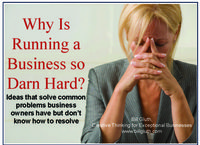 Why is Business So Darn Hard Cover